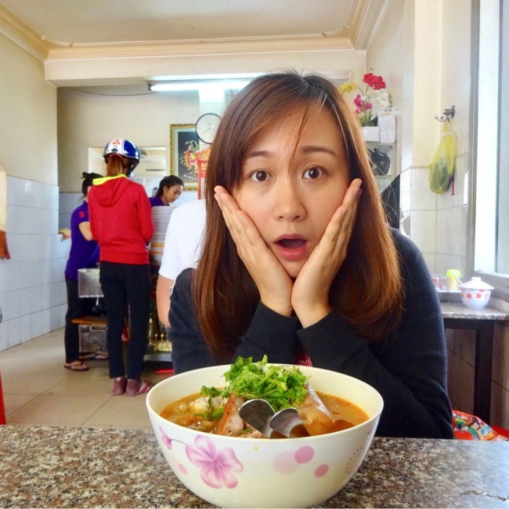 _Banh Canh_ - One of Vietnamese famous noodle