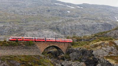 Oslo_Bergen_Train